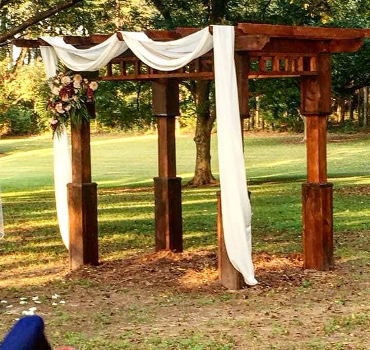 The Wooden Arbor